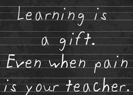lifes teacher