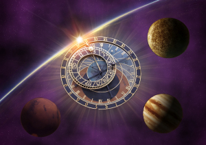 The Space Clock
